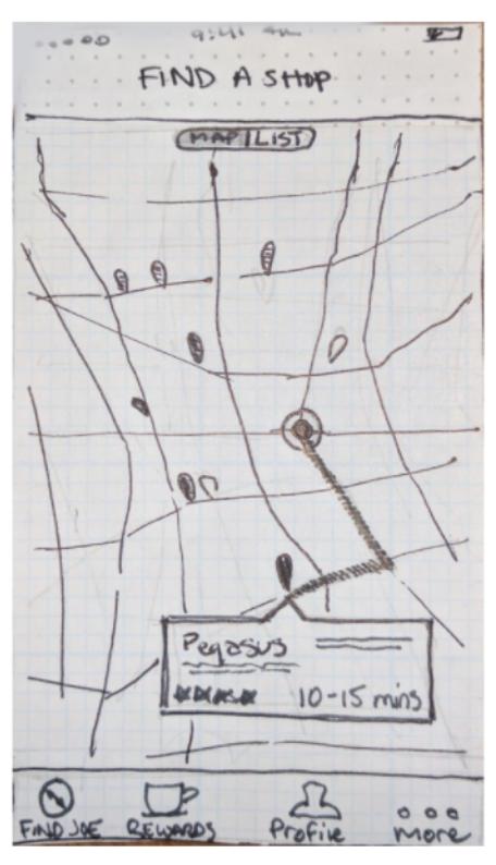 Map Screen 2