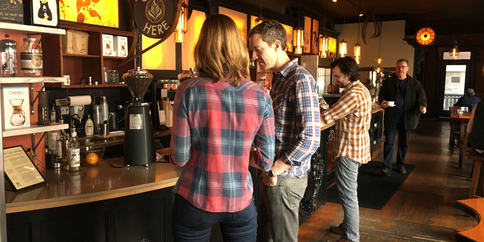 Caffe Fiore Rush Hour