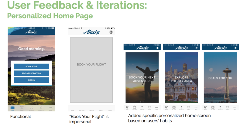homepage-personalization